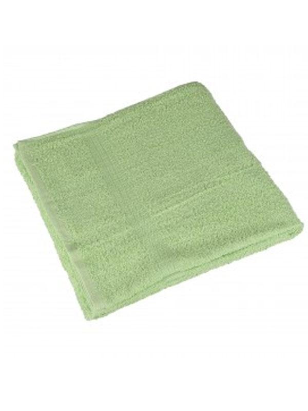 Toalla baño color verde claro 70x140