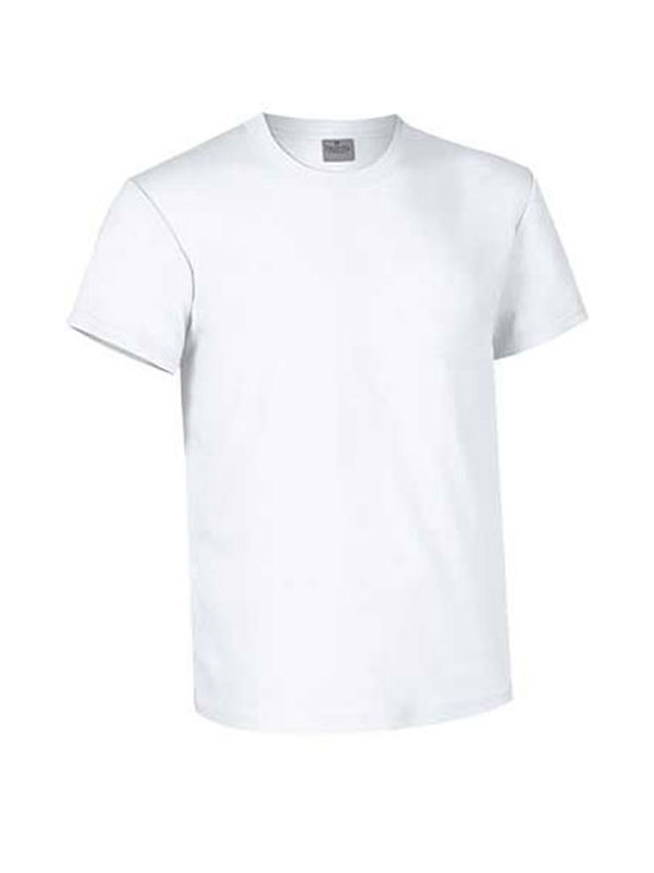 Camiseta valento cuello redondo m/c sin bolsillo mod. racing