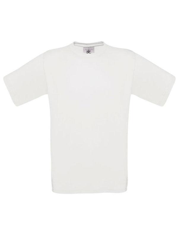 Camiseta manga corta b&c #e190 mod. bctu03t