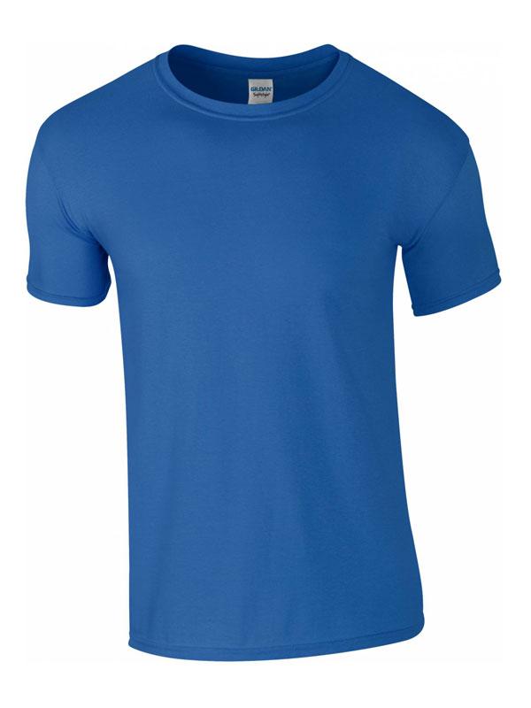 Camiseta cuello redondo m/c sin bolsillo gildan mod. gd64000
