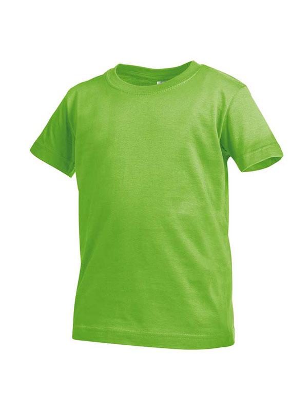 Camiseta cuello redondo m/c sin bolsillo niño stedman mod. st2200