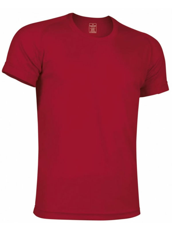 Camiseta técnica m/c hombre valento mod. resistance