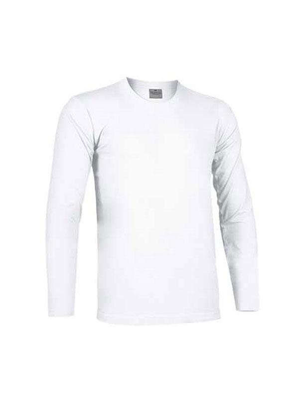 Camiseta cuello redondo m/l s/b sin puño valento mod. tiger