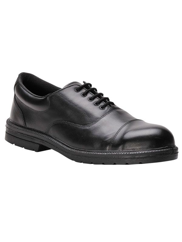 Zapato de seguridad modelo fw47 steelite™ executive oxford