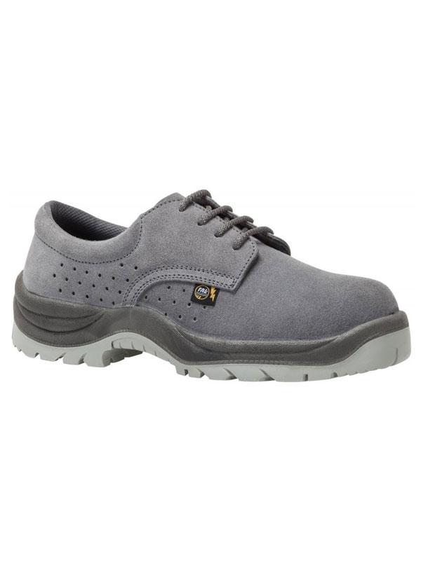 Zapato de protección modelo sella gris