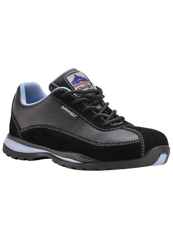 Zapato de seguridad deportivo mujer modelo fw39
