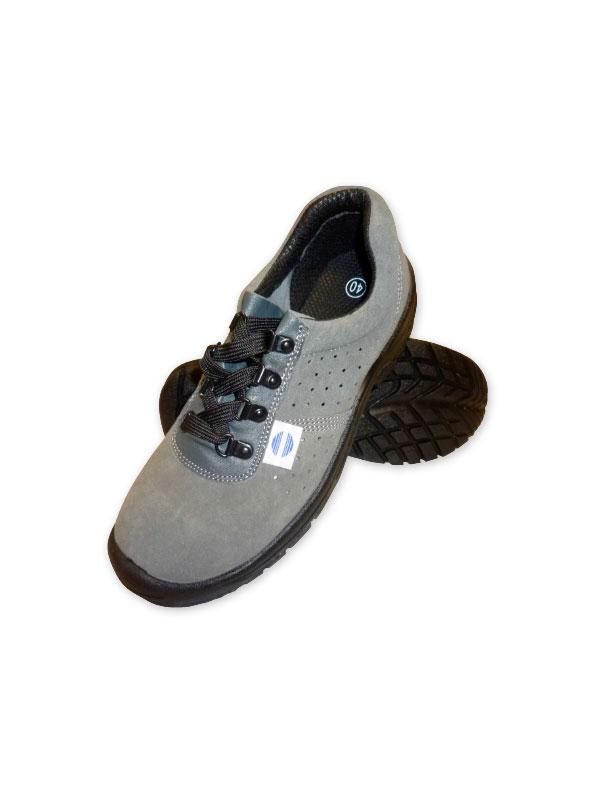 Zapato de seguridad modelo 1027 s1p con cordones