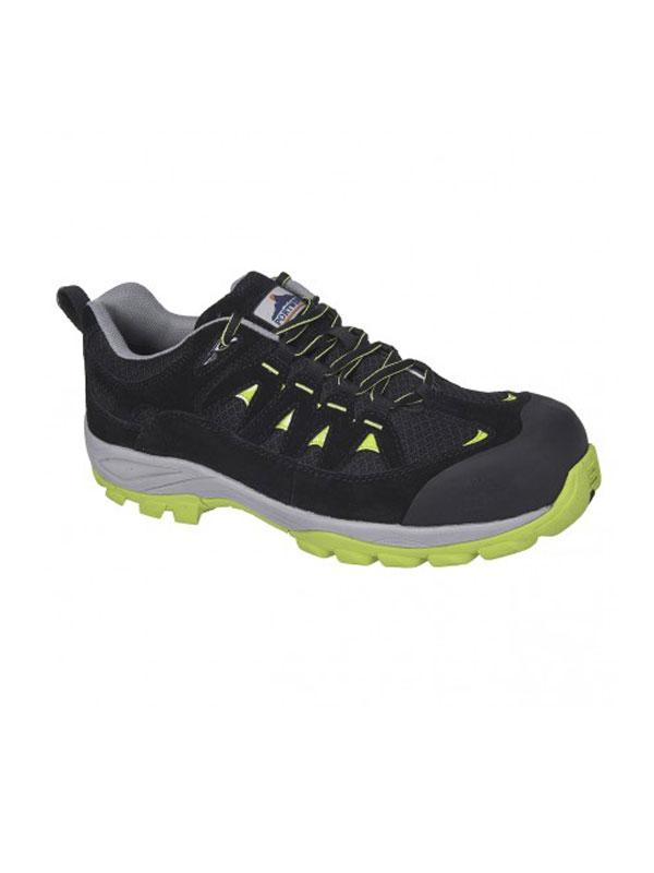 Zapato de protección deportivo fc54 elbe s3