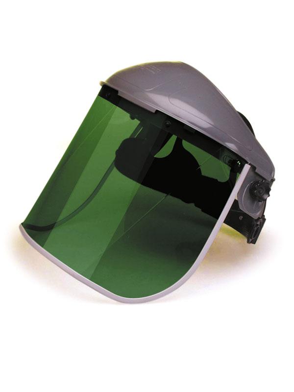 Proterctor facial verde c/soporte ref.79350