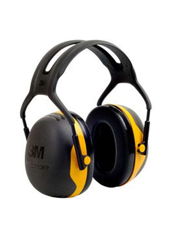 3m protector auditivo diadema x2a