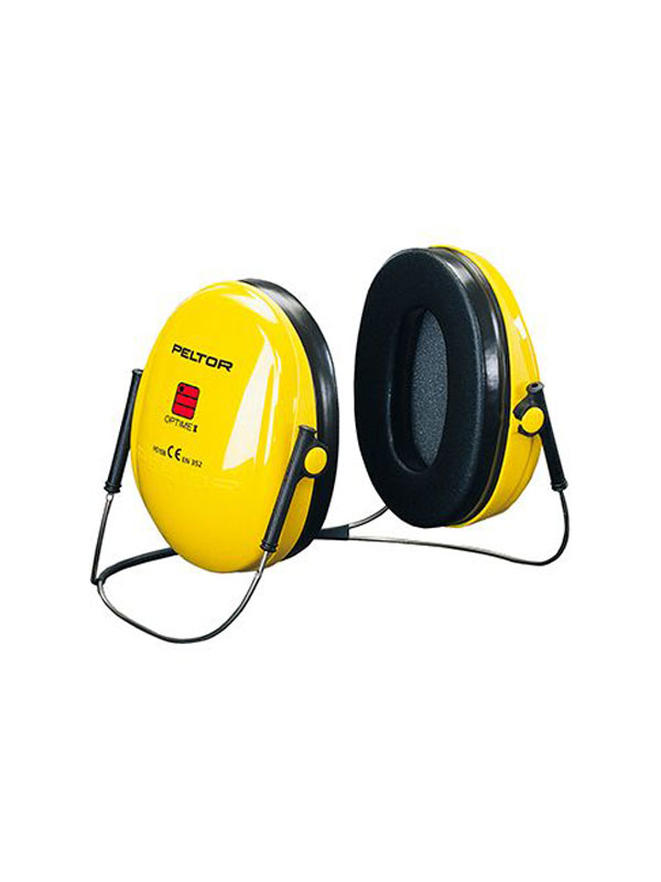 3m protector auditivo sujeción nuca mod. optime i ref. opt1nu h510b