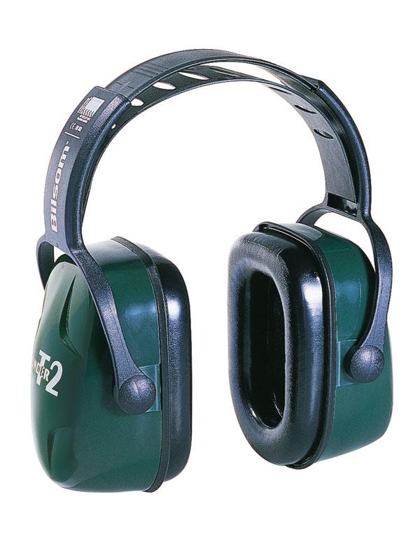 Protector auditivo dieléctrico adaptado para cascos a79r, a59 y a29 snr=30db mod. thunder t2  ref. 82060