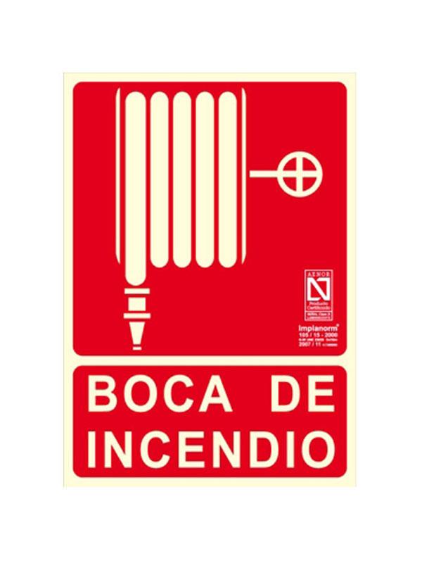BOCA INCENDIO REF. CIR 125 DE 230X340
