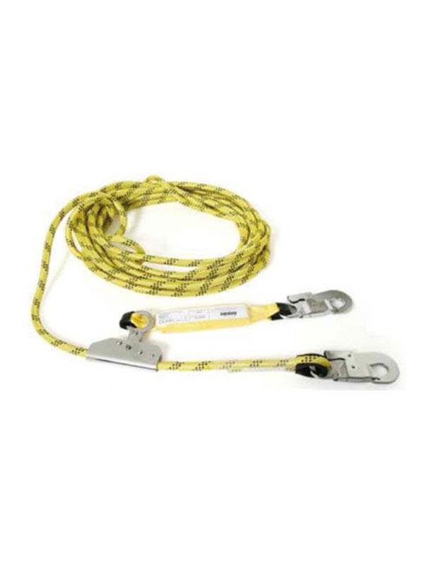 Cuerda 12mm con altochut incorporado 20 metros ref. 80232