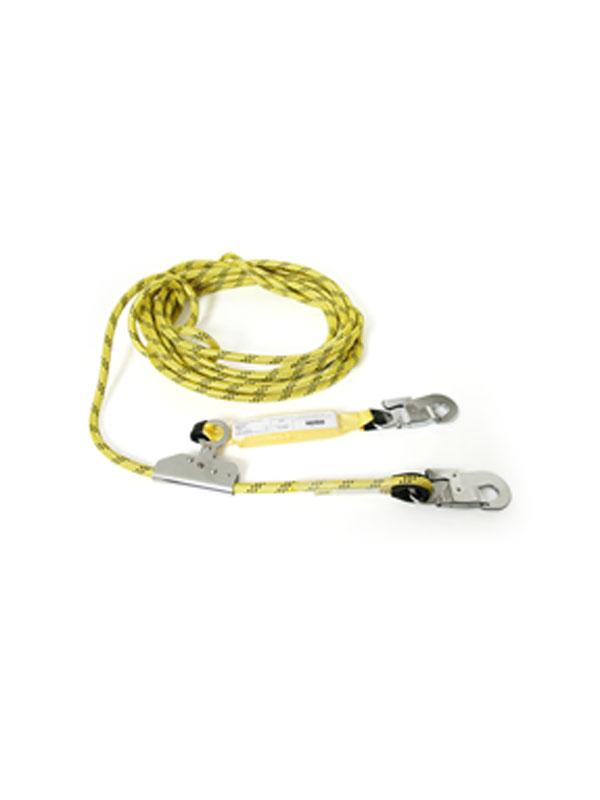 Cuerda 12mm con altochut incorporado 40m. ref 80234