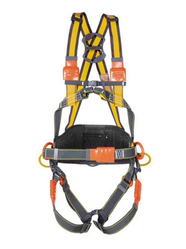 Arnés de trabajo con cinturón flotante mod. ural ref. 80060