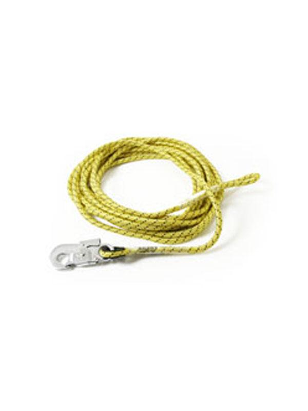 Cuerda línea de vida 10,5mm de 5m ref. 80250