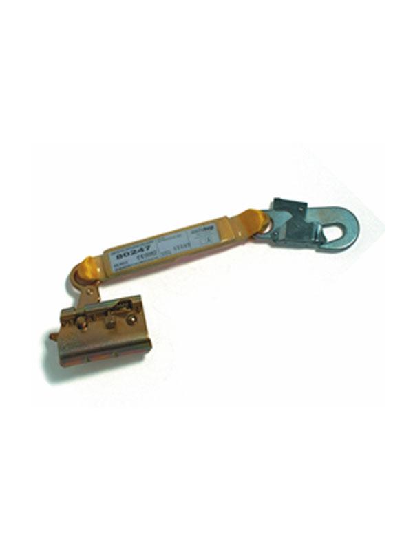 Dispositivo anticaida deslizante altochut automático con absorbedor y mosquetón ref. 80247