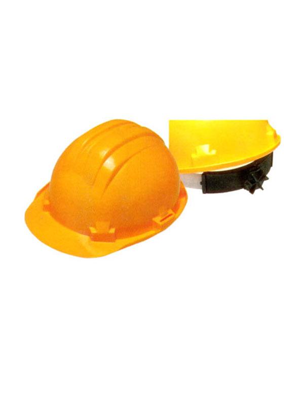 Casco de seguridad naranja mod. 5rg