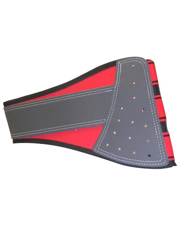 Cinturón anti-lumbago con velcro