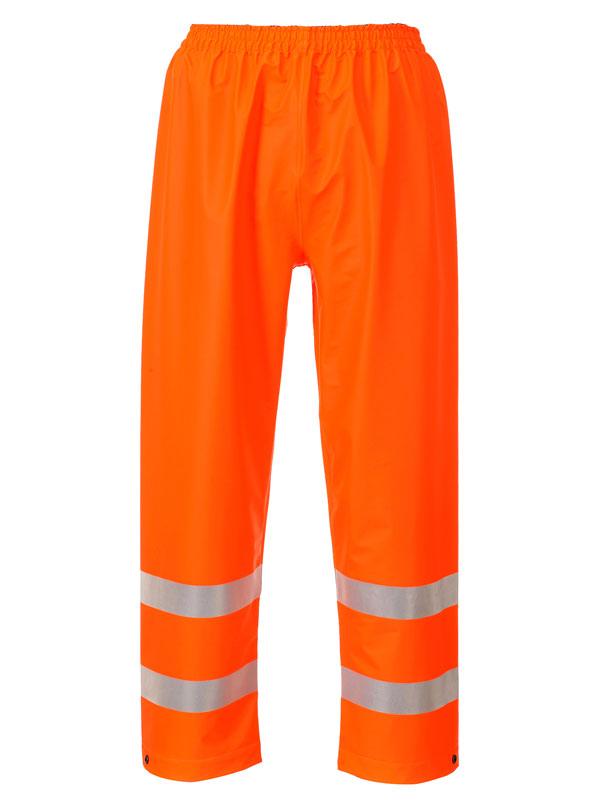Pantalón de alta visibilidad e ignífugo sealtex flame mod. fr43
