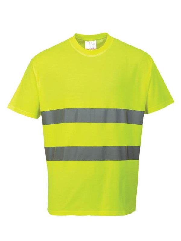 Camiseta de alta visibilidad mod. s172