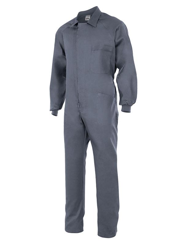 Buzo gris 100% algodón mod. 208