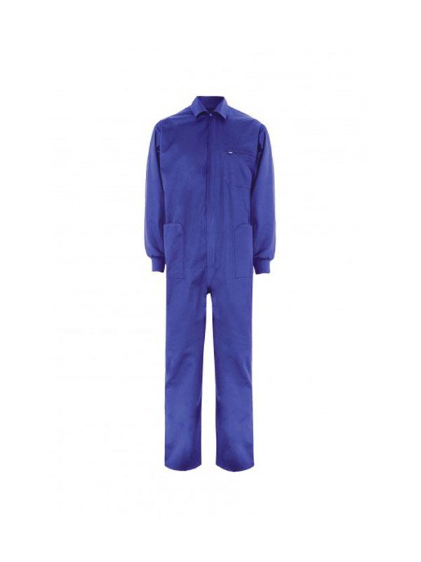 Buzo azulina algodón 100%  de 270gr/m mod. s