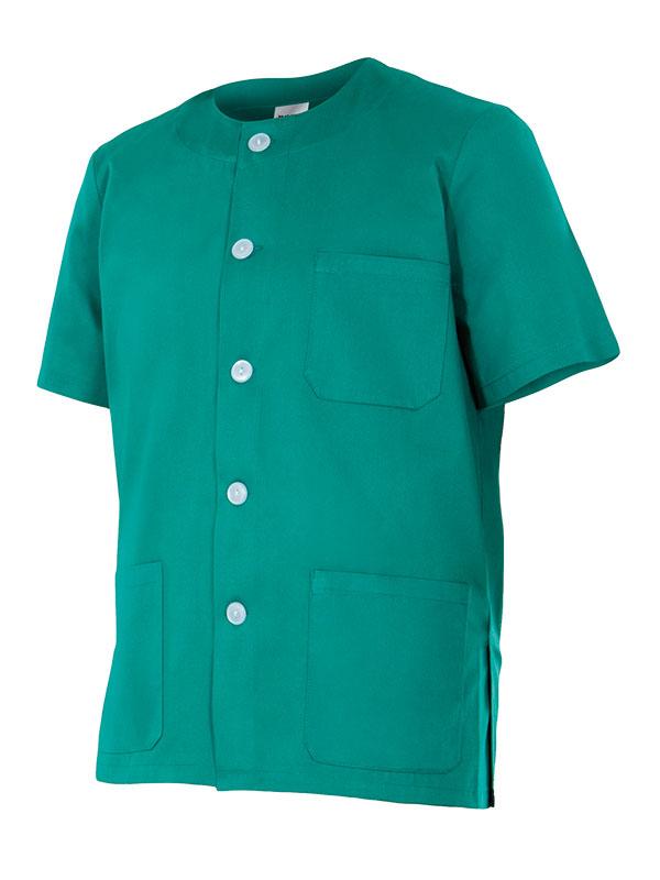 Casaca pijama cierre botones serie 599